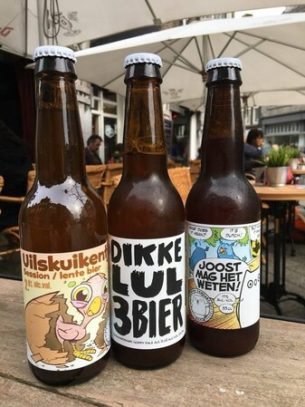 DUTCH CRAFT BEERS